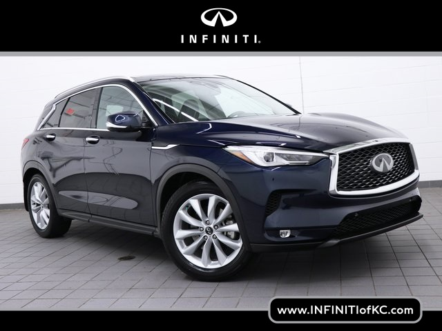 Infiniti Of Kansas City >> Certified Pre Owned 2019 Infiniti Qx50 Essential Awd Awd