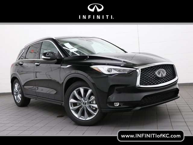Infiniti Of Kansas City >> New 2019 Infiniti Qx50 Luxe Awd