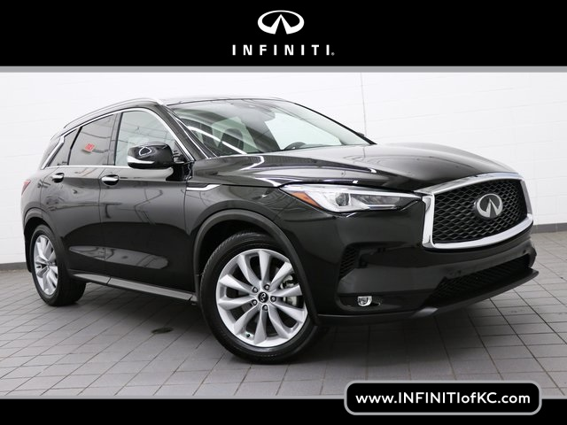 Certified Pre-Owned 2019 INFINITI QX50 ESSENTIAL AWD