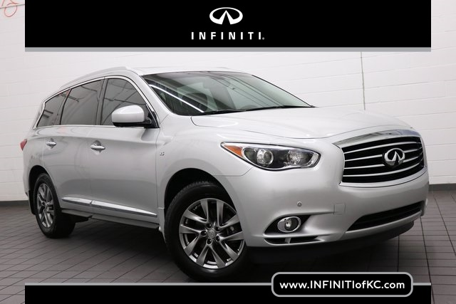 Pre-Owned 2015 INFINITI QX60 AWD