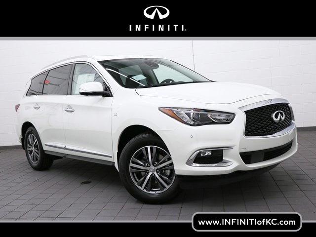 Infiniti Of Kansas City >> New 2019 Infiniti Qx60 Luxe Awd