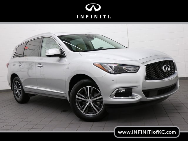 Infiniti Of Kansas City >> Certified Pre Owned 2019 Infiniti Qx60 Luxe Awd Awd