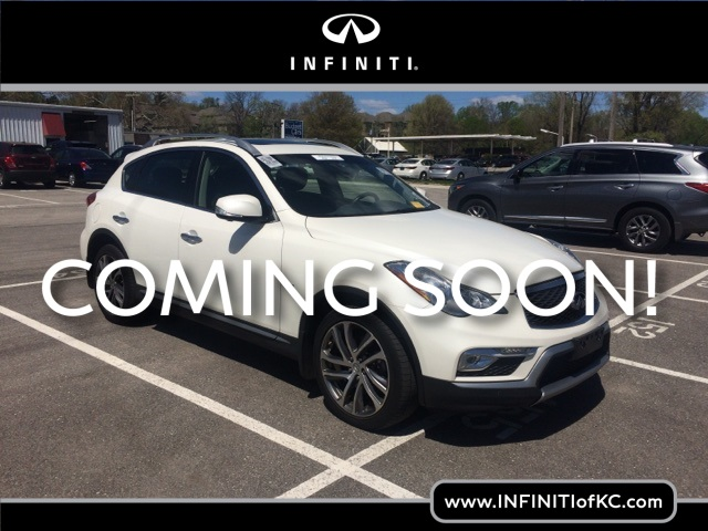 Certified Pre-Owned 2016 INFINITI QX50 Base AWD