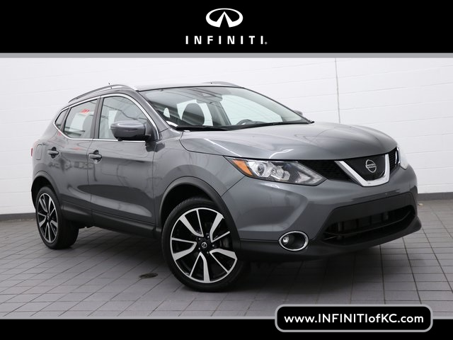 Pre-Owned 2017 Nissan Rogue Sport SL AWD