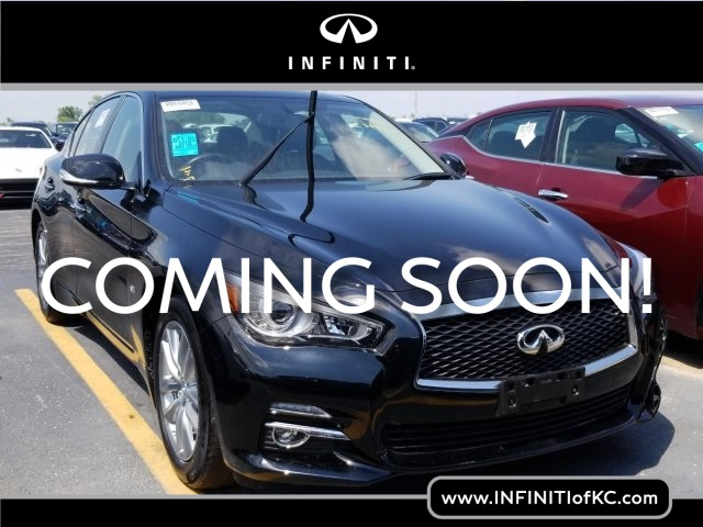Infiniti Of Kansas City >> Certified Pre Owned 2015 Infiniti Q50 Premium 4d Sedan In