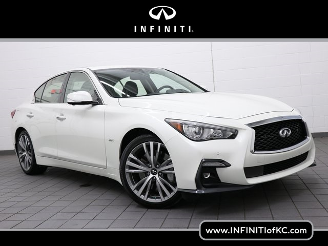 Certified Pre-Owned 2018 INFINITI Q50 Sport AWD