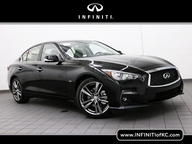 Infiniti Of Kansas City >> New 2019 Infiniti Q50 3 0t Signature Edition Awd With Navigation Awd