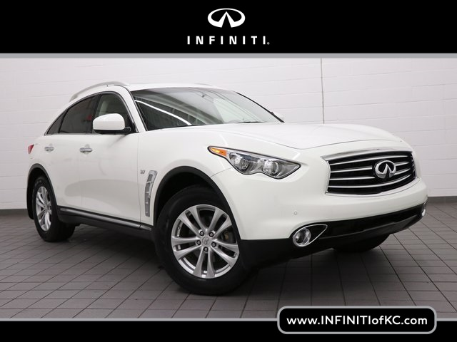 Certified Pre-Owned 2015 INFINITI QX70 Base AWD