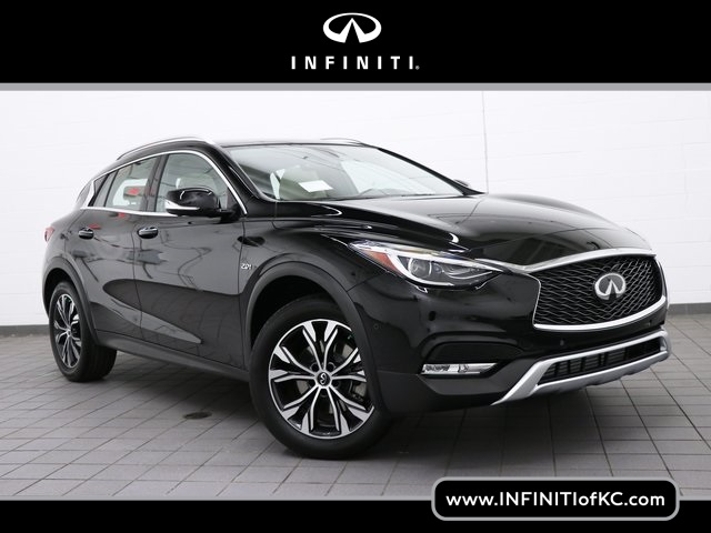 New 2019 INFINITI QX30 ESSENTIAL AWD