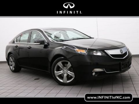 Pre-Owned 2014 Acura TL SH-AWD