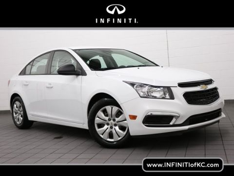 Pre-Owned 2016 Chevrolet Cruze Limited LS