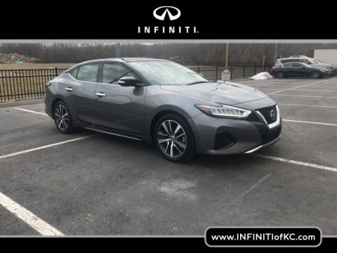 Pre-Owned 2019 Nissan Maxima 3.5 SL