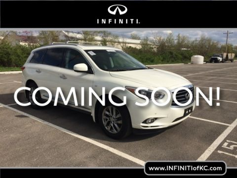 Certified Pre-Owned 2015 INFINITI QX60 Base AWD