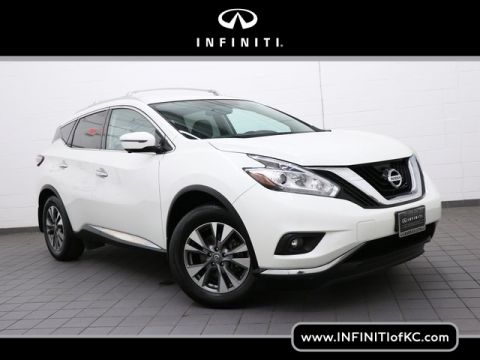 Pre-Owned 2015 Nissan Murano SL AWD