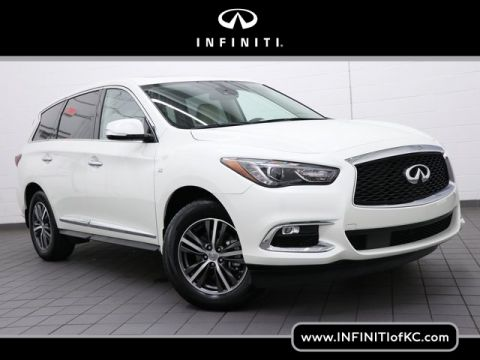Certified Pre-Owned 2019 INFINITI QX60 PURE AWD