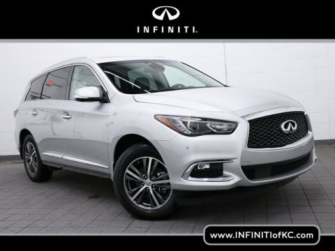 Certified Pre-Owned 2019 INFINITI QX60 LUXE AWD