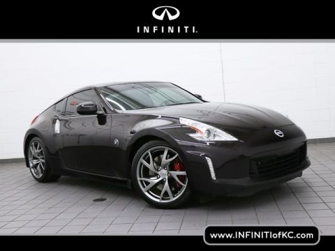 Pre-Owned 2016 Nissan 370Z Sport Tech
