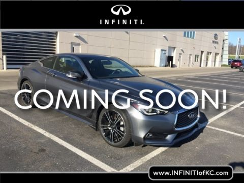 Certified Pre-Owned 2018 INFINITI Q60 Sport AWD