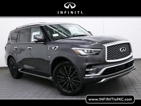 New 2020 INFINITI QX80 LIMITED 4WD